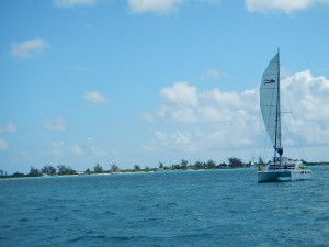 Anegada from a distance