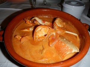 Lobster stew!! Whaauw!