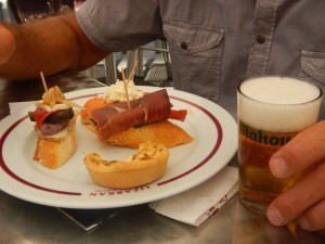 Tapas will never have the same meaning as it has before Alicante!