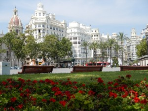 One of the magical sights of Valencia