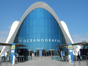 L'Oceanogràfic — an open-air oceanographic park