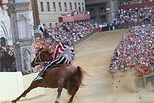 Palio di Siena (compliments of Wikipedia )
