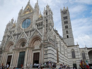 Siena Cathedral - a spectacular building!