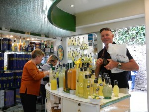 Buying Limoncello