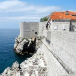 The bar with the best view in Dubrovnik