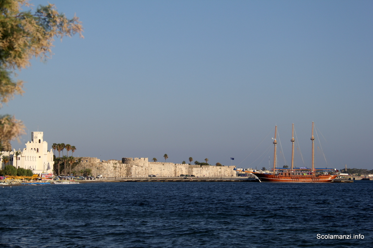 The Castle of the Nights of St John - Kos