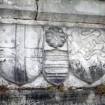 Some of the Coat of arms of the knights of St John